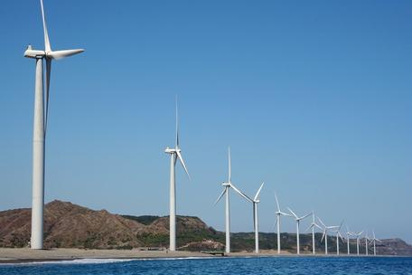 Windmills for clean energy