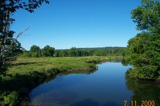 Housatonic River, Pittsfield, Massachusetts.