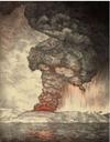 Krakatoa Photograph