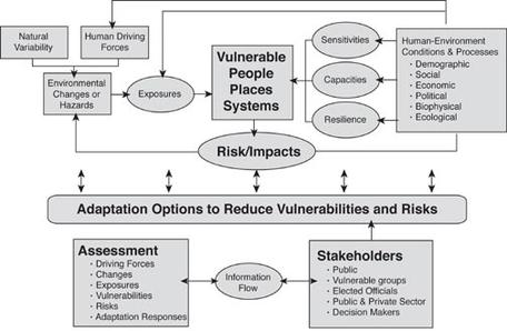 Adaptation Options to Reduce Vulnerability and Risks