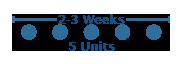 5 unit 2-3 weeks ITG image