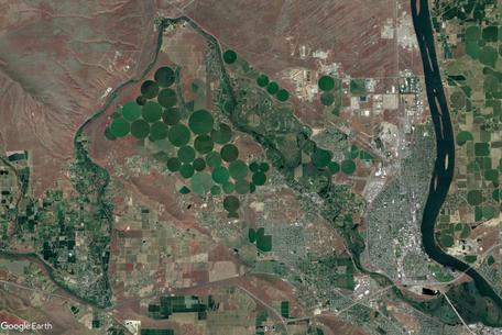 Irrigation in WA