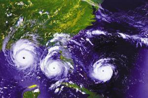 Hurricane Andrew Composite