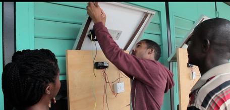 Morehouse Solar Proj Ghana