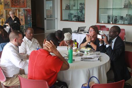 PanAfrica participants 10