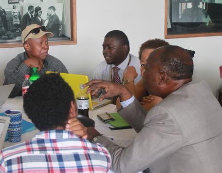 PanAfrica participants 2