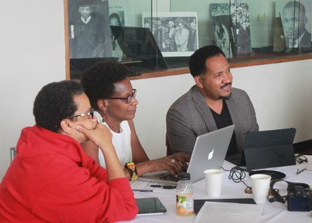 PanAfrica participants 3