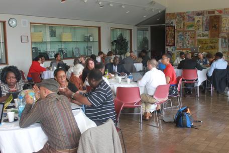 PanAfrica participants
