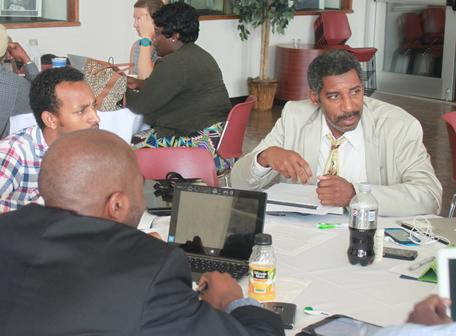 PanAfrica participants 9