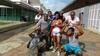 Solar Pioneers II students at TEC Ghana