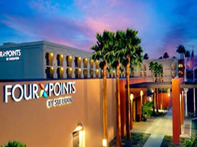 Four Points Sheraton - Tempe