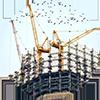 crane construction circle