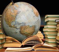 Globe in a Book