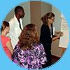 Future Faculty Post Docs and Grad Students workshop Circle