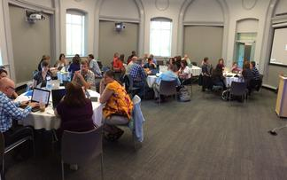 Wednesday Morning Panel Table Discussions