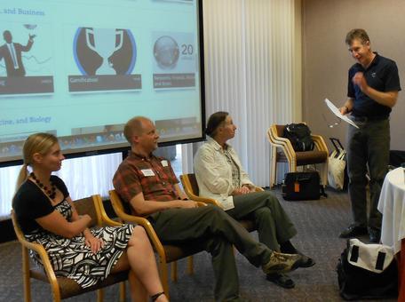 Panel on novel program elements