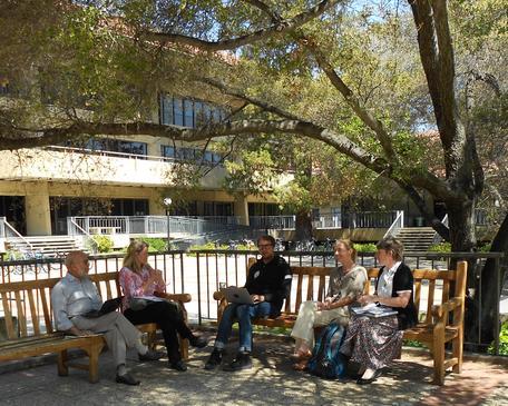 Program discussion group, 2012 InTeGrate programs workshop