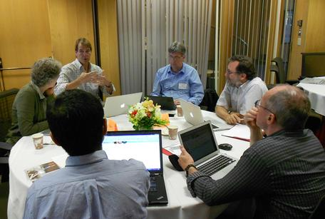 SWO discussion group 3, 2012 InTeGrate programs workshop