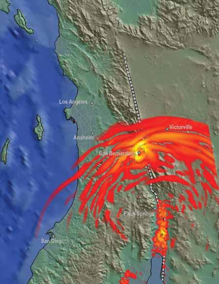Teaching about Earthquakes - California and Shake Out