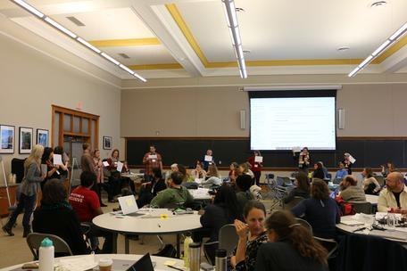 EESS workshop group forming