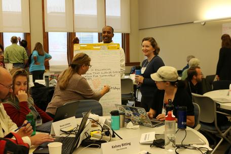 EESS workshop working group