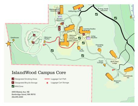 IslandWood Campus Image