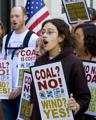 Say No to Coal