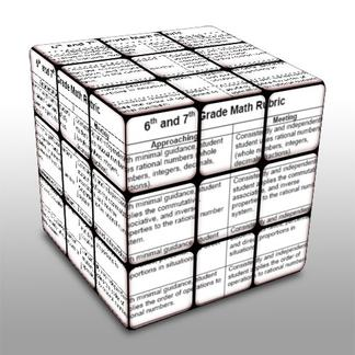 rubric cube image
