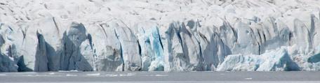 Glacier image bar