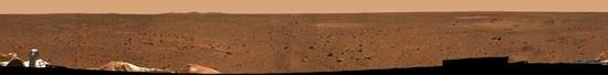 Mars Spirit Panorama