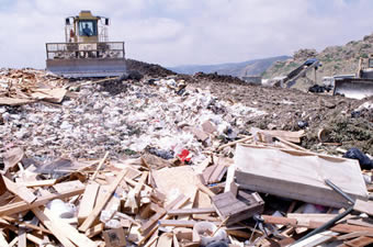 Jefferson County landfill, Colorado