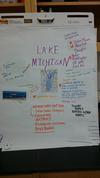 Lake Michigan Poster