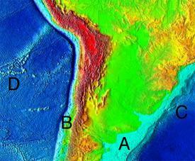 Ocean South America