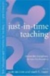 JiTT Book Cover - 2010