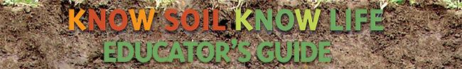 Know Soils Banner