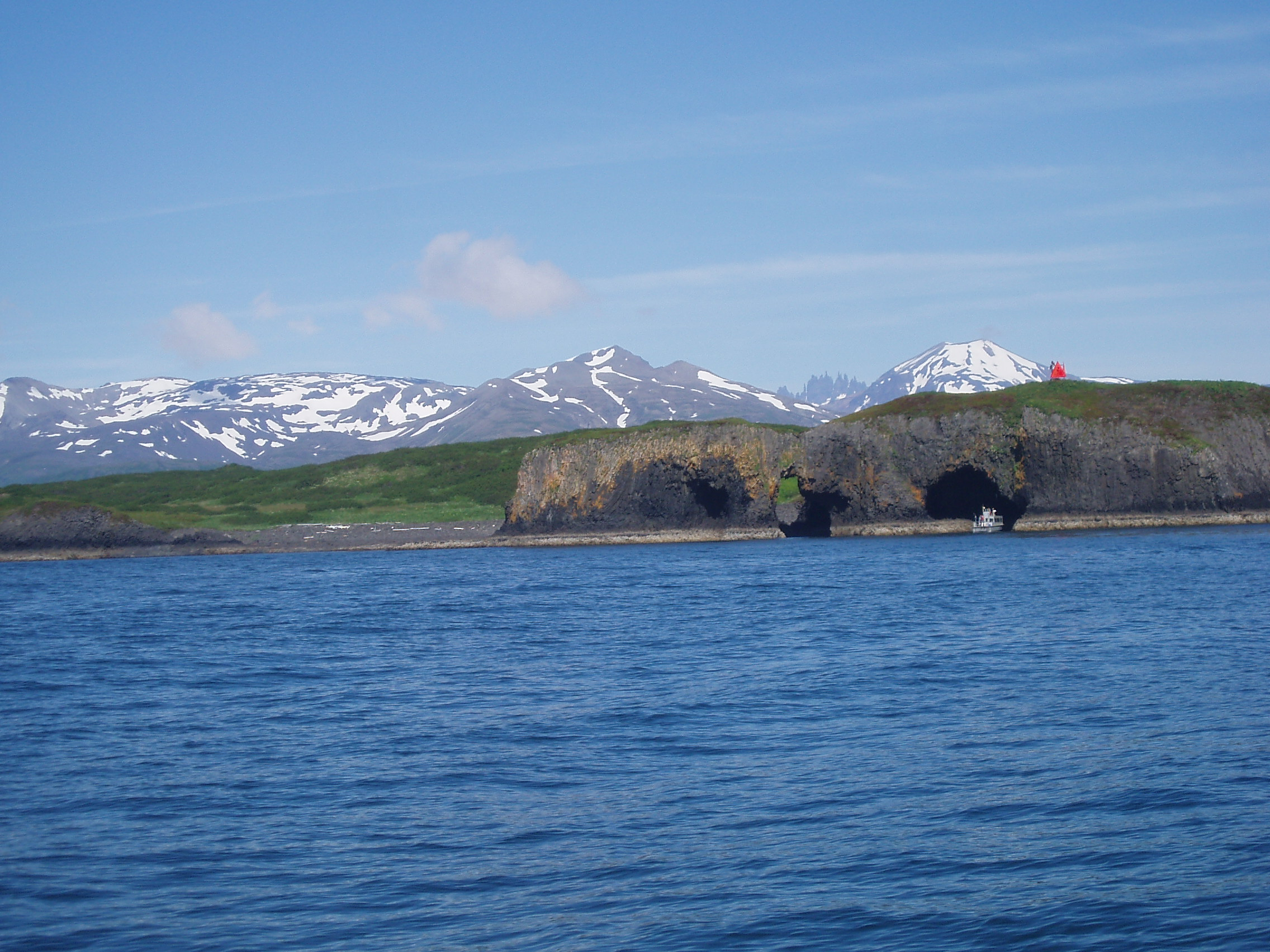 fire and ice identify and compare volcanic and glacial features details