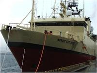 R/V Nordic Explorer at Dock