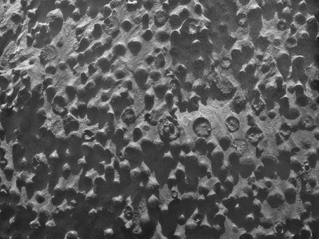 """Endeavor crater spherules """"blueberries"""""""