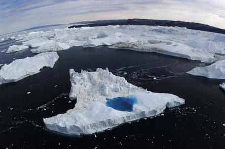 Extreme Ice Survey: Greenland