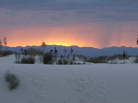 White Sands National Monument, NM.  Image: nps.gov
