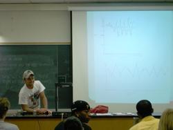 in class graph presentation