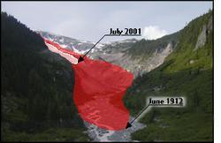Lower Nisqually Glacier