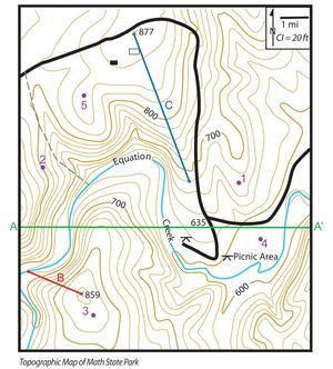 full topo map of Math SP