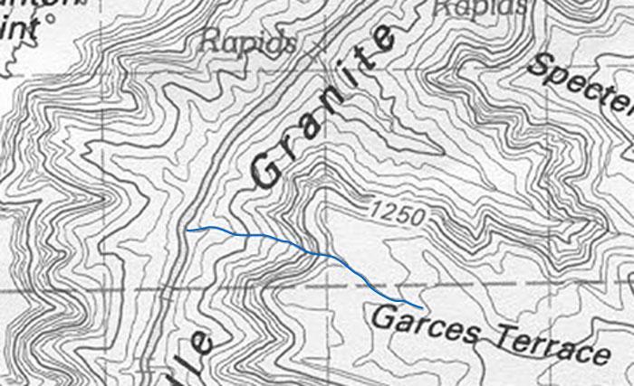 Garces Terrace (Grand Canyon)