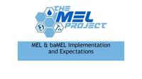 MEL and baMEL Implementation & Expectations front slide