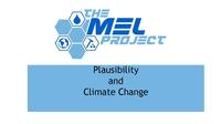 Plausibility & Climate Change Screen 1