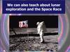 Why teach about the Moon?