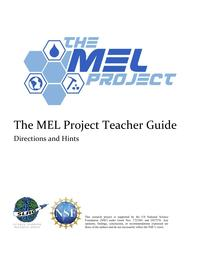 MEL Project  Teacher Guide Front Cover