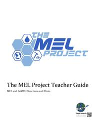 MEL Project Teacher Guide front page