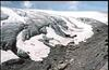 Debris-rich Swiss Glacier